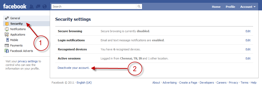 How To Rejoin Facebook After Deactivating Account