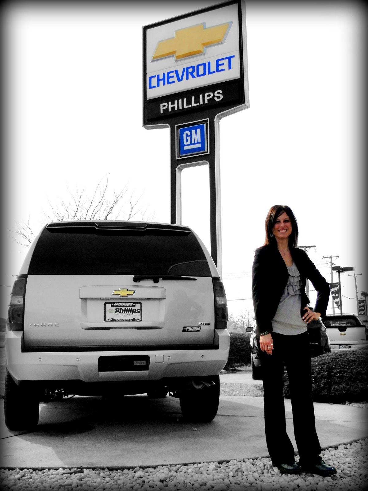 Phillips Chevroletu0027s Sales Consultant #1 In Illinois