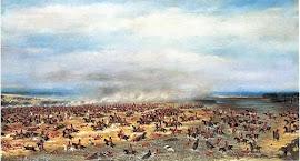 BATALLA DE TUYUTÍ. GUERRA DE LA TRIPLE ALIANZA. 24 de Mayo de 1866.
