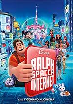 Ralph si avventura nel grande, inesplorato ed elettrizzante mondo di Internet...