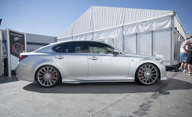2014 Lexus GS 350 F Sport Wallpaper