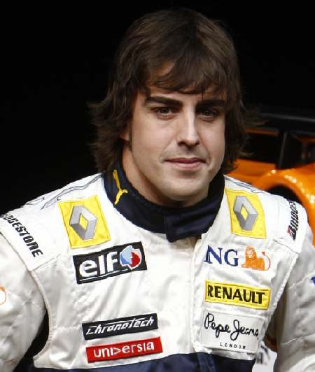 Fernando Alonso - Photo Actress