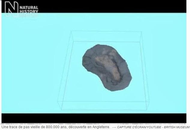 Découverte en Angleterre des plus anciennes traces de pas humains hors du continent africain (vidéo)  dans Culture arch%C3%A9ologie+d%C3%A9couverte+humain+angleterre