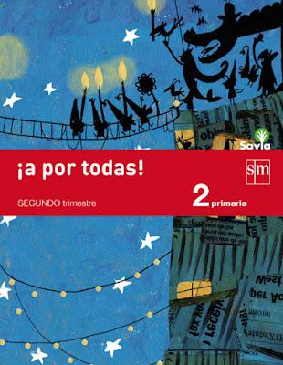 LIBROS DE TEXTO  ¡A por todas! 2 Primaria - 2 Segundo Trimestre Savia SM - Edición 2015  MATERIAL ESCOLAR | Comprar en Amazon