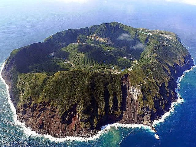 Aogashima, Giappone