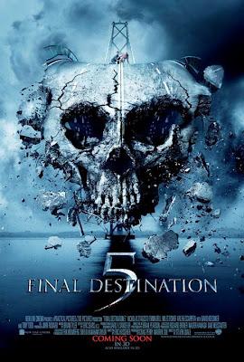 Son Durak 5 (Final Destination) Poster
