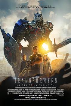 Ver Película Transformers: La era de la extinción (2014) Online Gratis