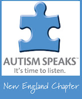 Autism Speaks New England Chapter Logo