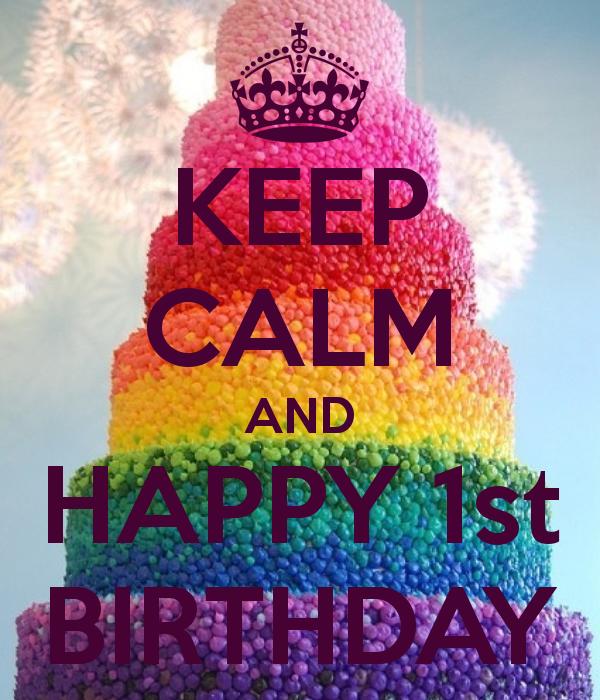 Pierwsze urodziny mojego bloga !