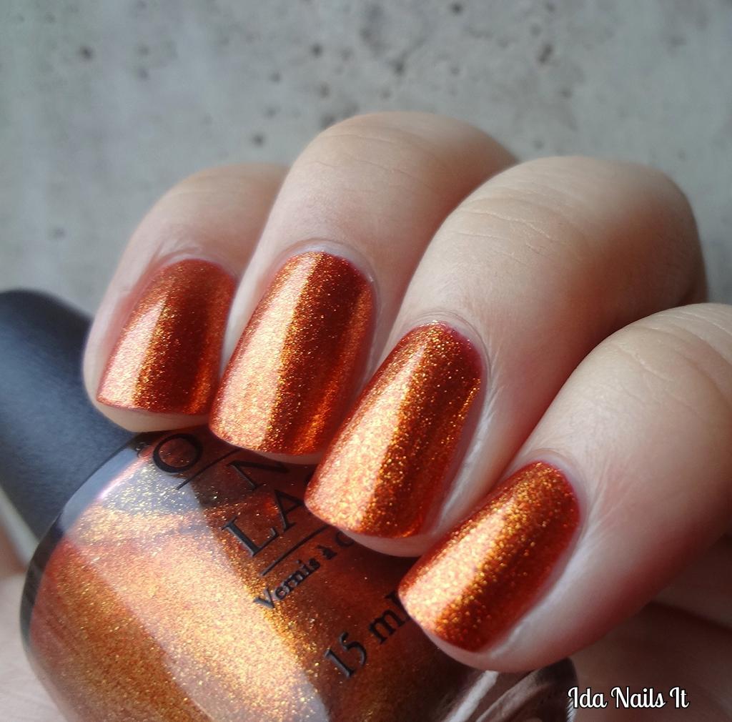 Ida Nails It: OPI Friday