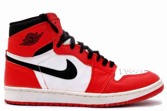 Projektowanie butów - Air Jordan I