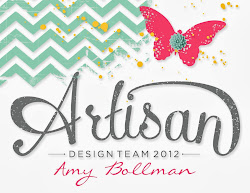 Stampin' Up! Artisan Design Team 2012