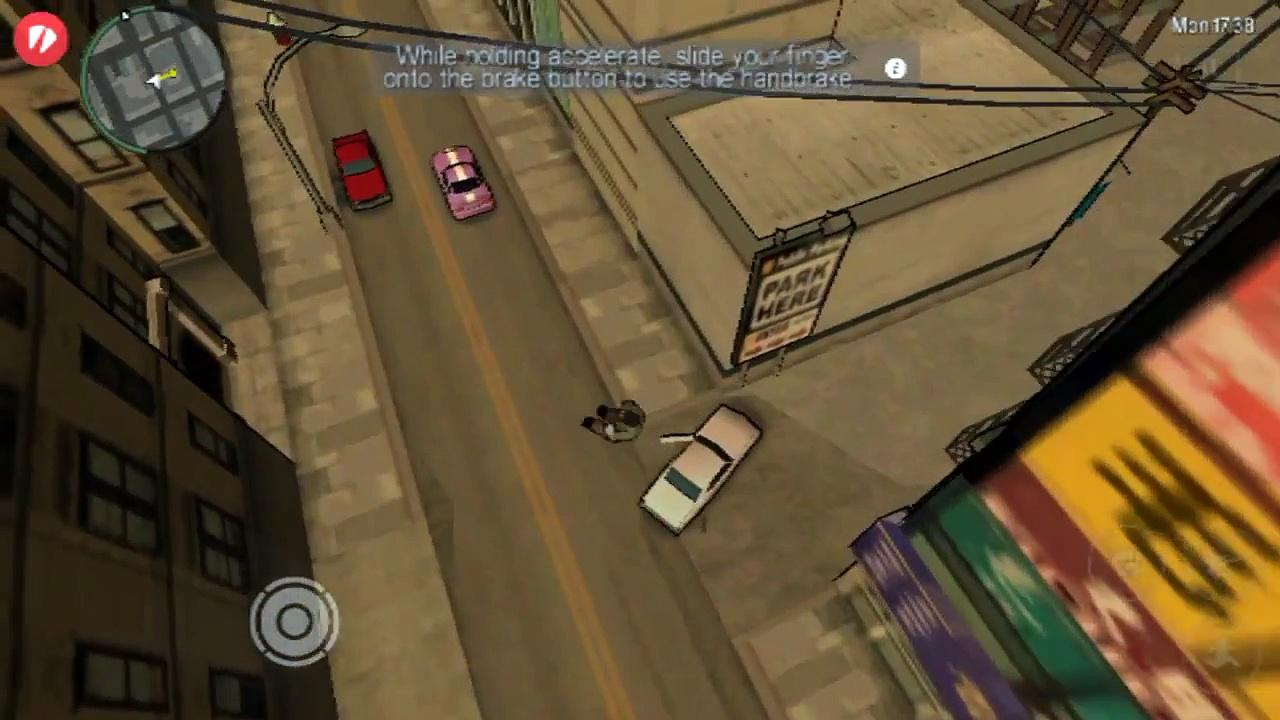 Grand Theft Auto III - Howling Pixel