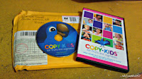 copy kids food dvd