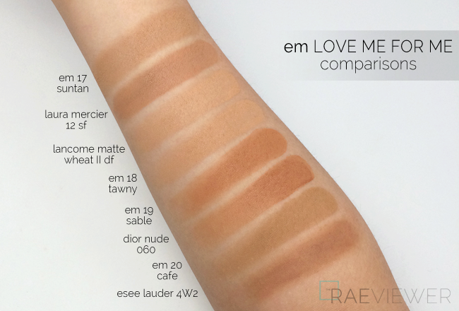 The RAEviewer - A blog about luxury and high-end cosmetics: EM ...