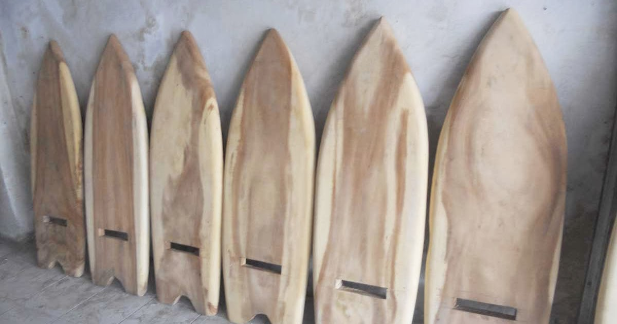 airbrush surfboards wood decorations from bali indonesia