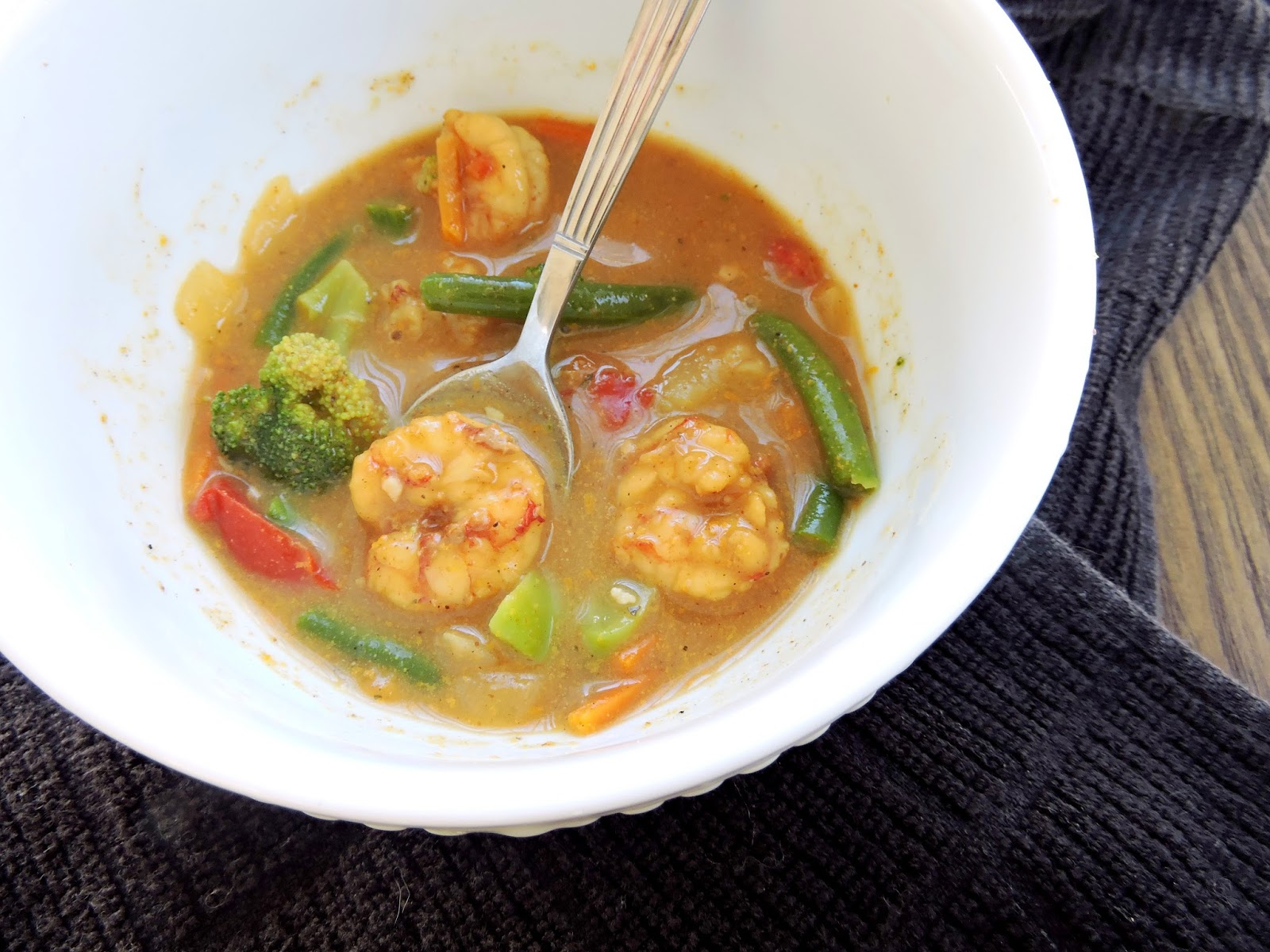 Whole Foods Coconut Curry Vegetable Soup Recipe