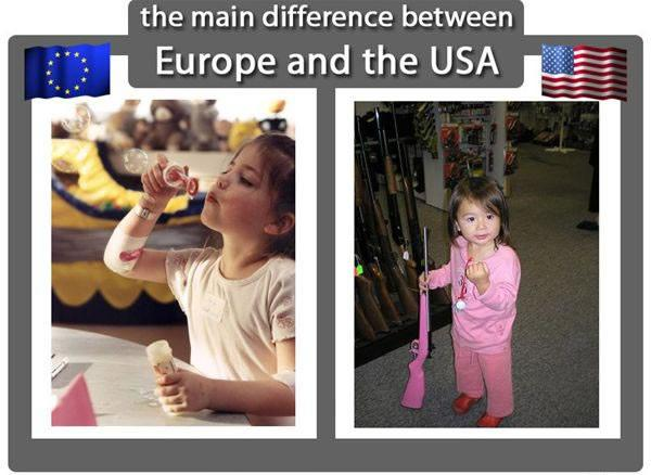 American Kids Vs Europen Kids