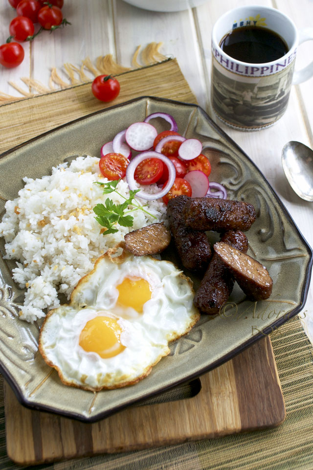 How To Make Filipino Fried Rice At Home