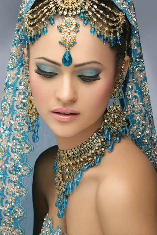 ALL HAIR STYLES Indian Bridal Hair Accessories
