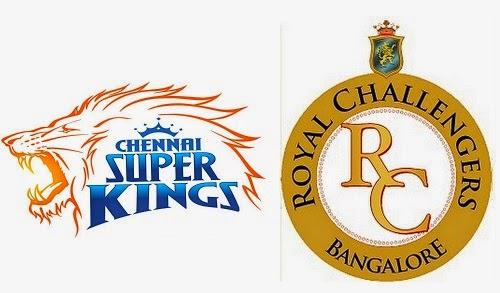 CSK vs RCB IPL2014