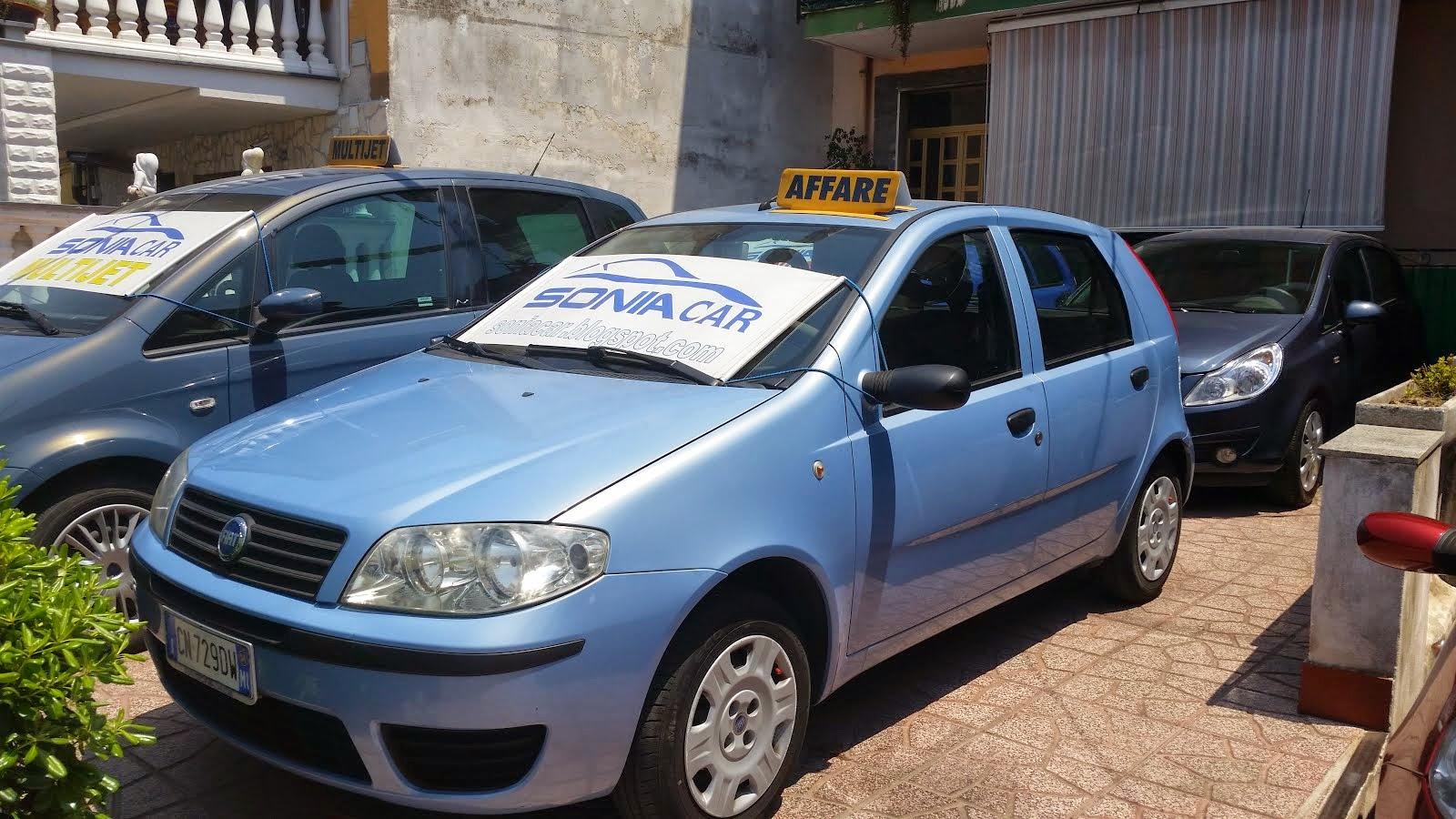 Fiat Punto 1.2 dinamyc anno 2004 80.000km 3.000,00 euro