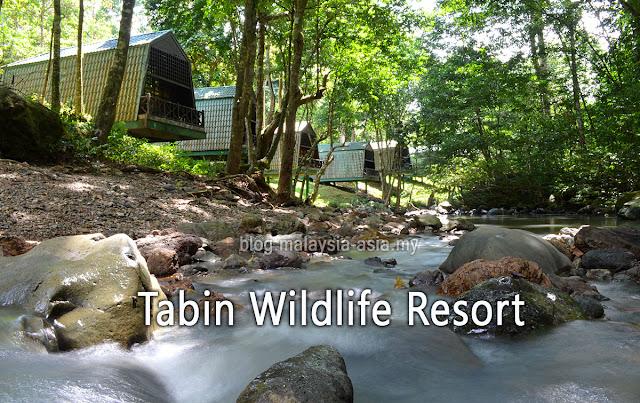Tabin Wildlife Resort Sabah