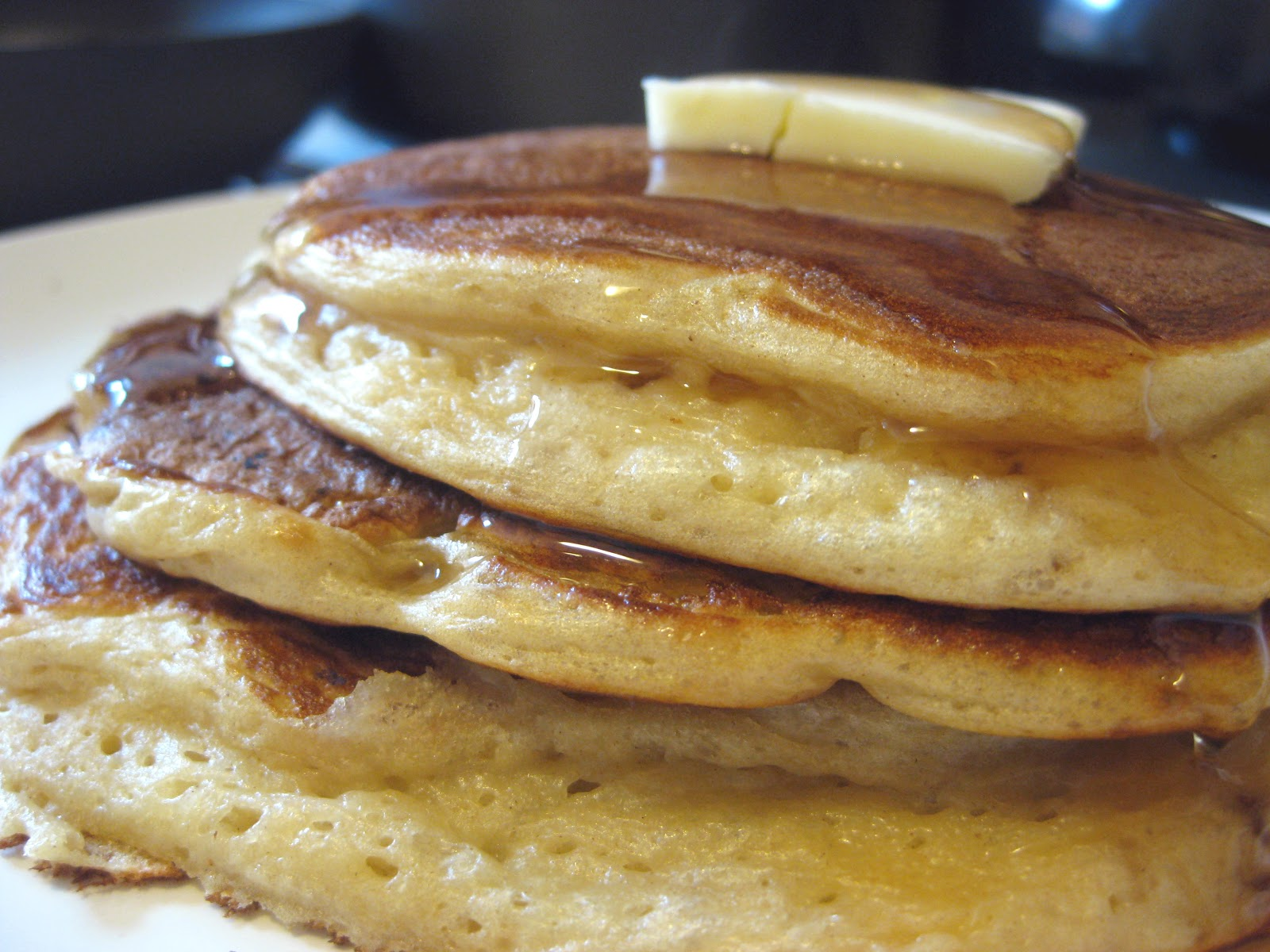 FEST: Greek Yogurt Pancakes