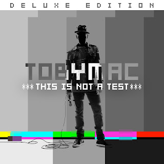 "TobyMac lançou seu novo álbum, ""This Is Not a Test"""