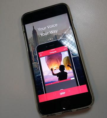 Yappa علق على الصور بصوتك بدل الكتابة مع تطبيق يابا