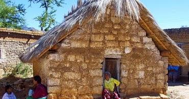 Grupos ind genas de m xico huicholes tipos de vivienda for Cual es el techo mas economico para una casa