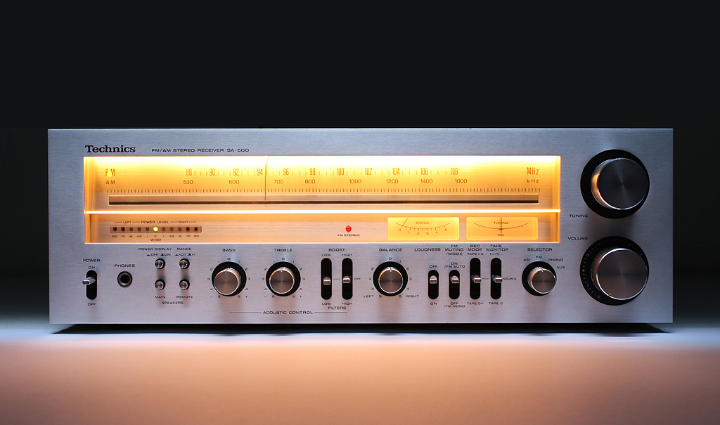 sa 500 Technics sa-500: specifications, pictures, reviews, comparison, information.