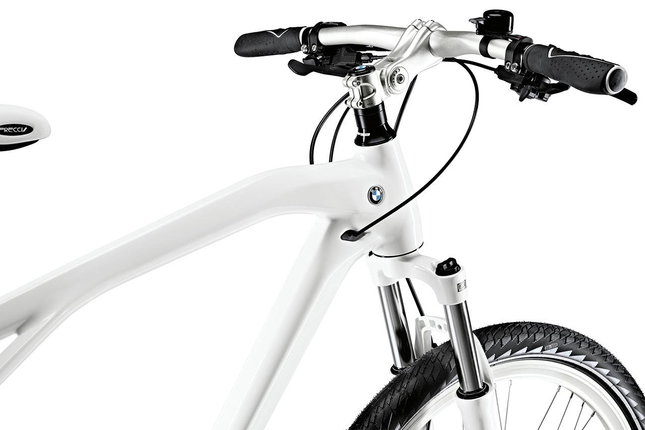 BMW Cruise Bike detail