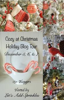 Cozy at Christmas Holiday Blog Tour