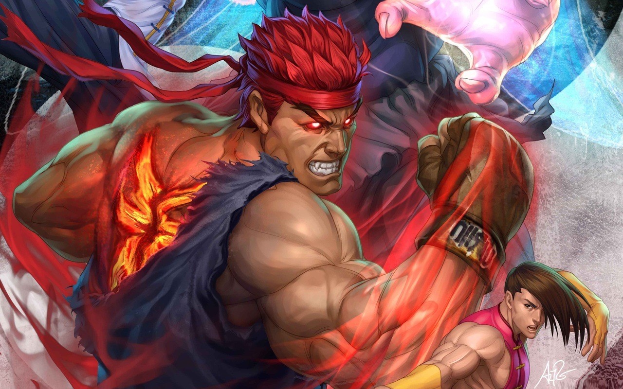 Akuma Sf4 Wallpaper - ...