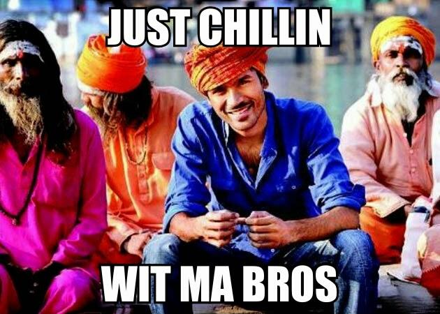 Dhanush Raanjhanaa Bollywood Meme Funny