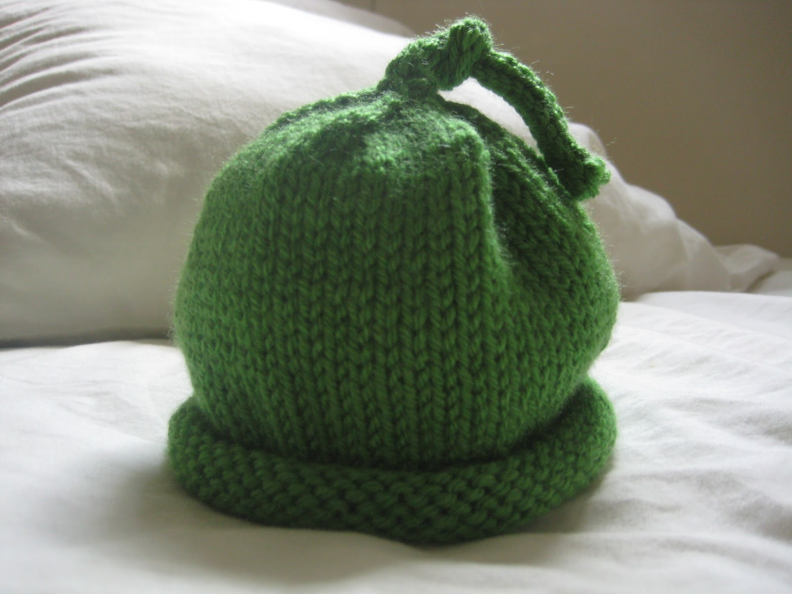 Knitting Pattern Umbilical Cord Hat : little moments