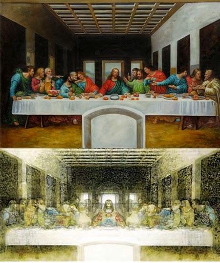 Kode Rahasia Lukisan Paling Terkenal Di Dunia
