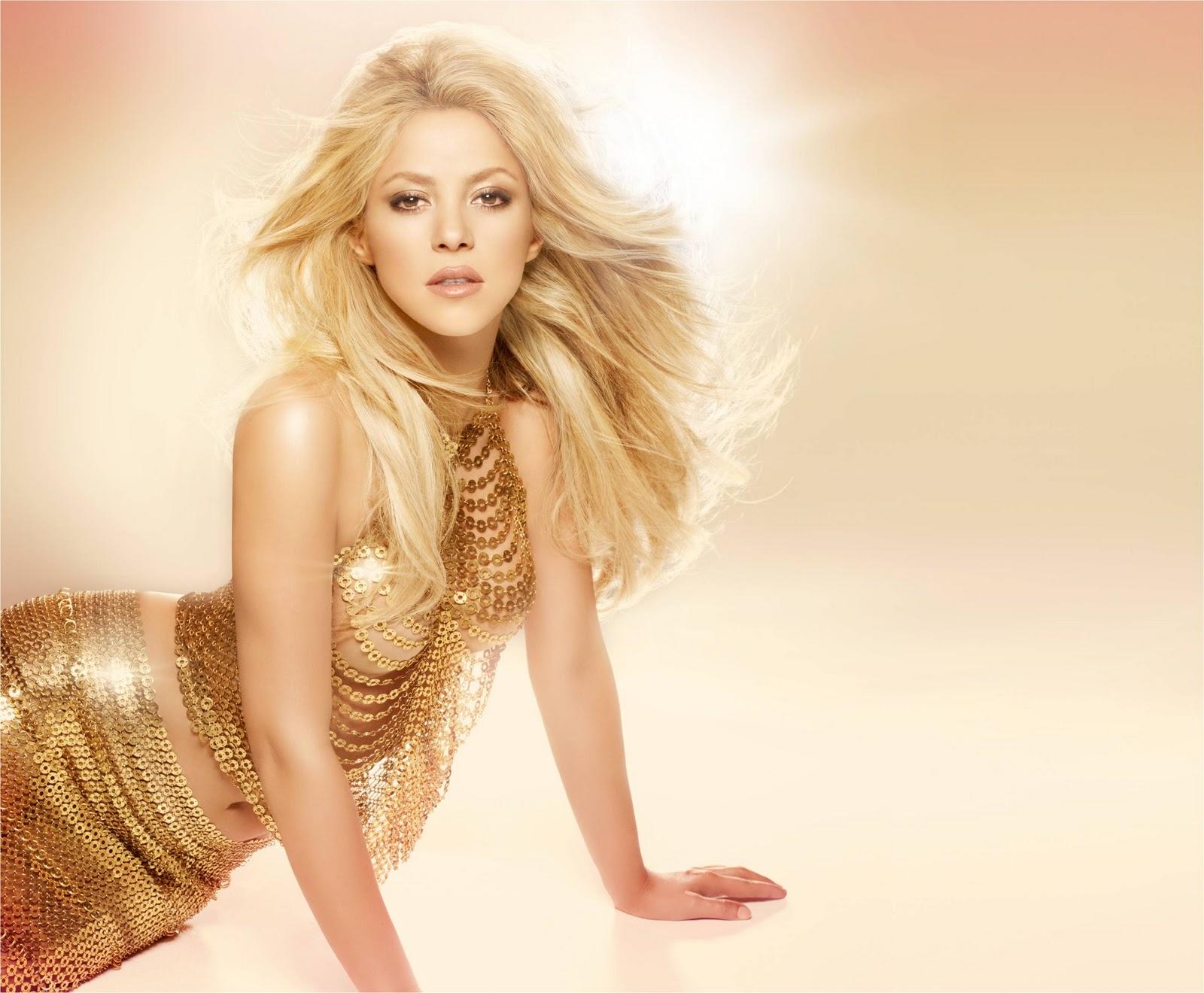 The Face of Beauty - C... Shakira