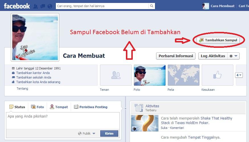 Cara Membuat Facebook | Bikin Facebook | Daftar Facebook Baru