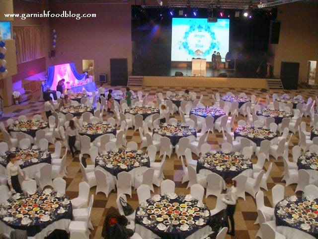 wedding hall decoration