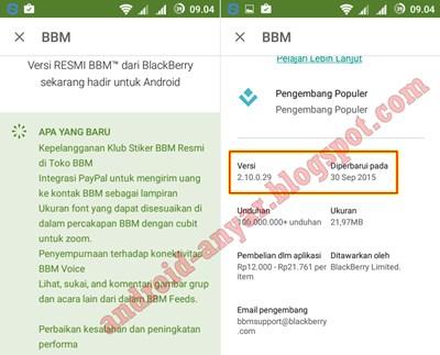 Update install bbm android v.2.10.0.29.apk full