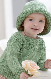 Vintage Knitting Patterns - Las Page SIX