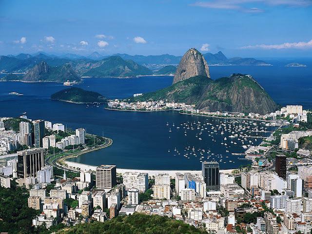 Rio de Janeiro - Qyteti i Rio de Janeiro (Brazili)