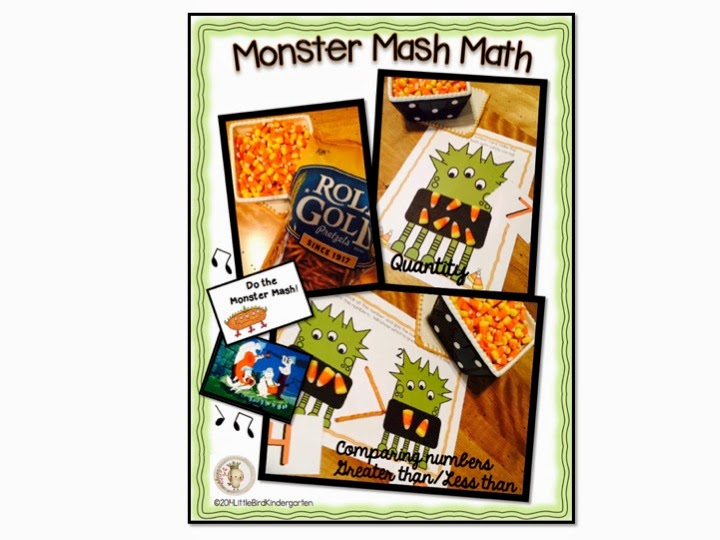 Monster Mash Math