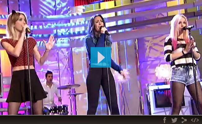 http://www.telecinco.es/quetiempotanfeliz/actuaciones/Sweet-California-homenaje-Abba-Wateloo_2_1918380062.html
