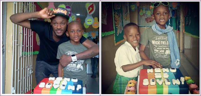 2face idibia son