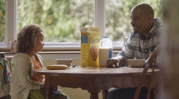 "Cheerios Ad - ""Gracie"" Is Getting A Baby Brother & A Puppy"