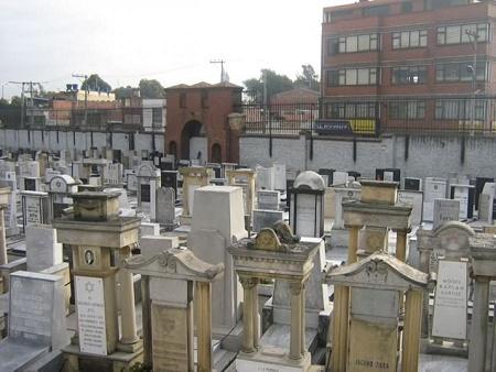 Cementerio Hebreo de Bogotá