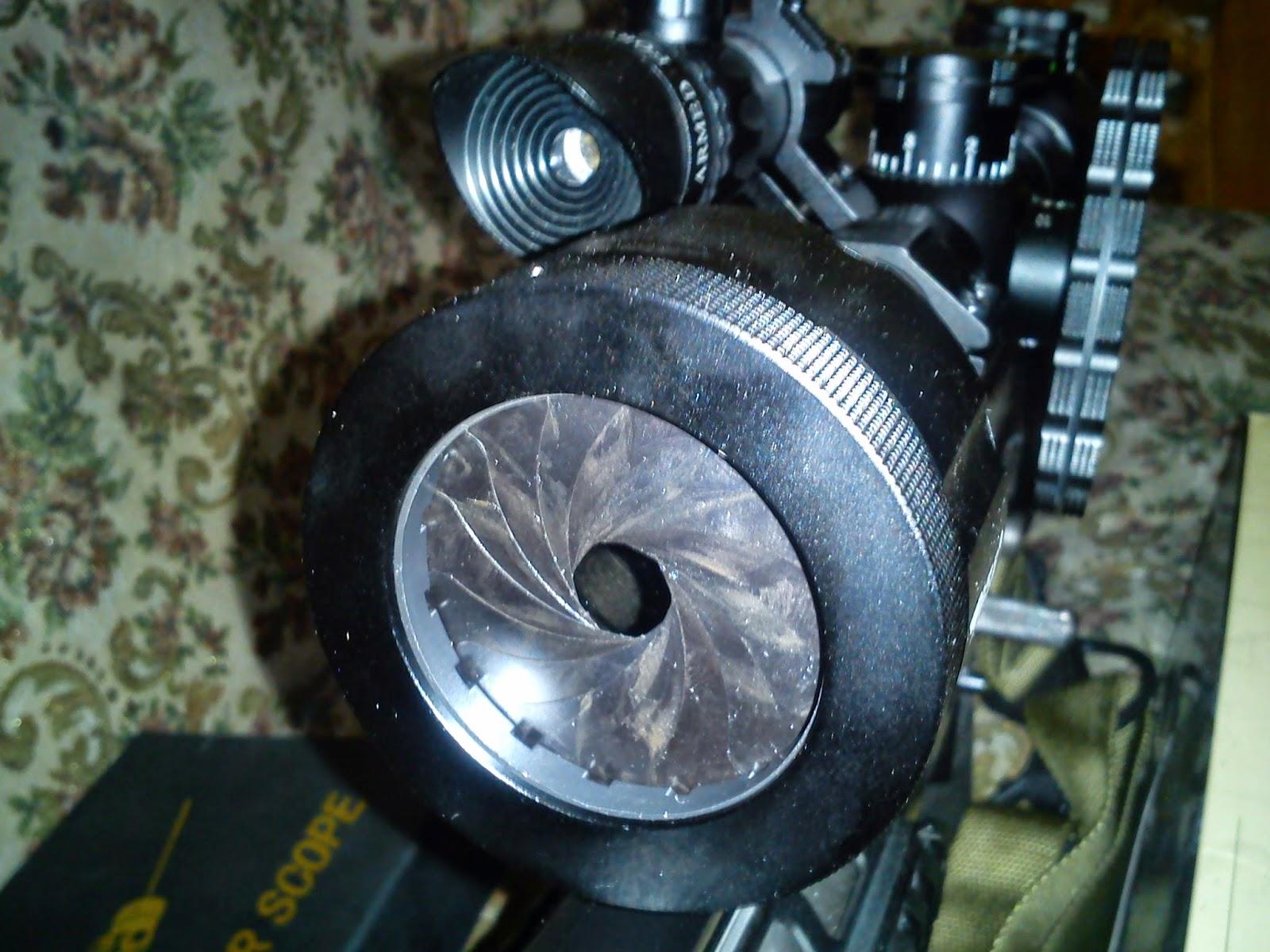 Produksi senapan angin pcp dan laras senapan merk cz: telescope bsa